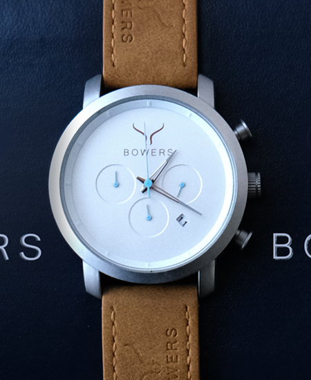 The Natural - by Bowers Fashion Watches for Men