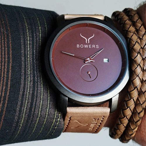 The Romancer - by Bowers Fashion Watches for Men
