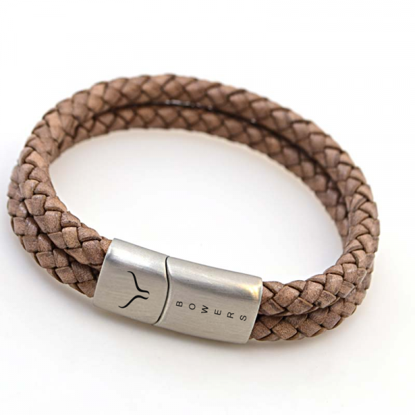 Free Bracelet - by Bowers Fashion Watches for Men